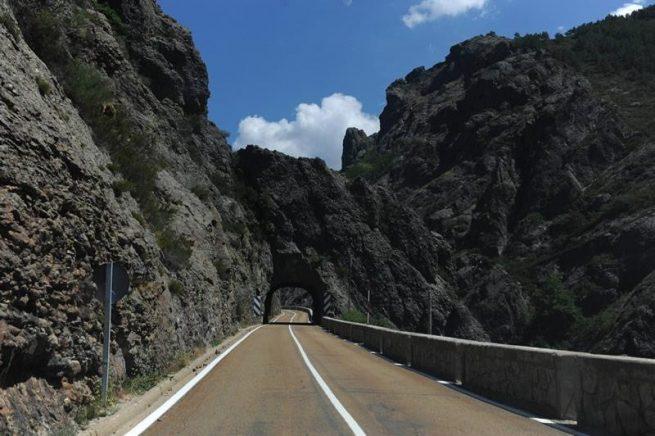 Ruta cicloturista en Asturias