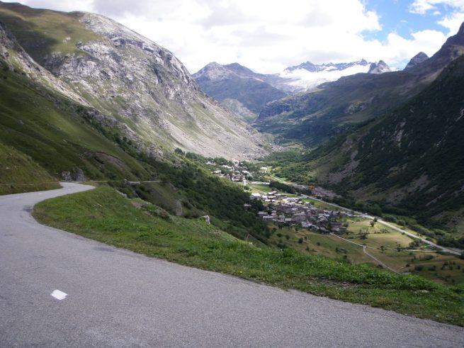 Ruta en bicicleta por los Alpes, viaje organizado