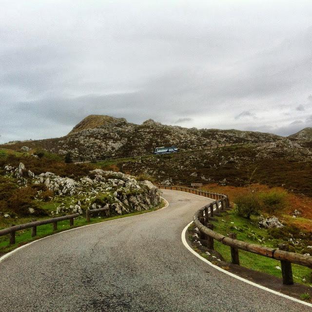 Viaje organizado en ciclismo de Asturias