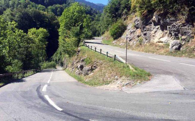 Mejores carreteras para practicar ciclismo en los pirineos