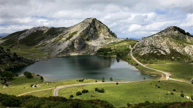 Experiencia ciclista en Asturias, ruta por los Lagos de Covadonga