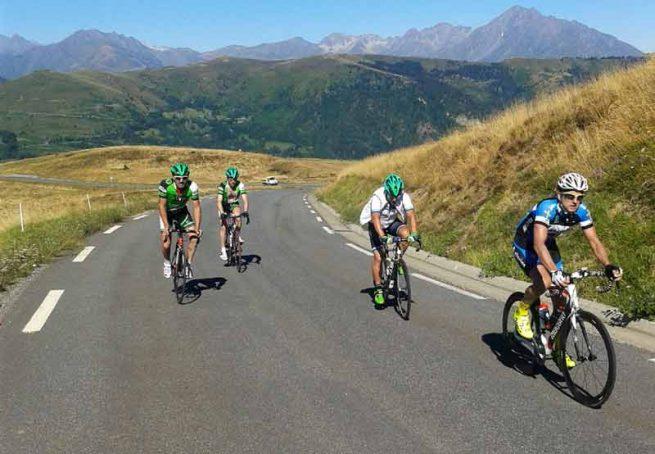 Viajes ciclistas organizados en los Pirineos