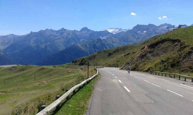 Experiencia ciclista organizada en los pirineos