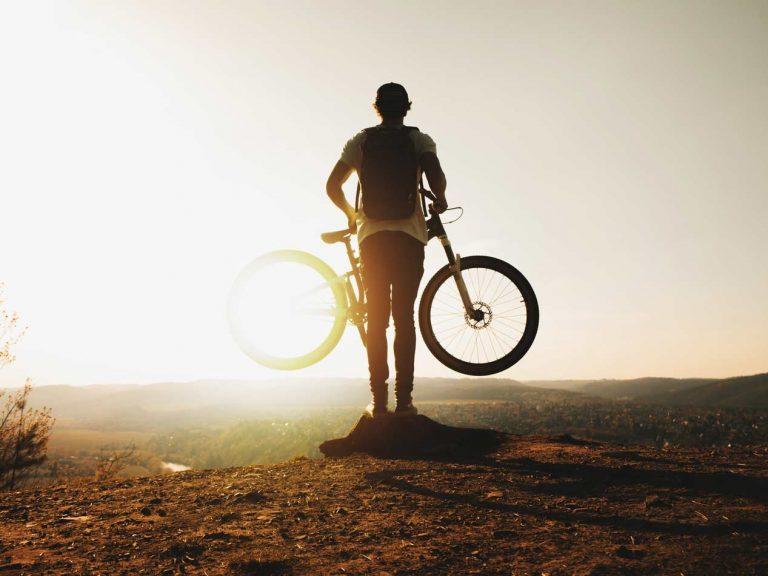 Beneficios del cicloturismo, turismo en bicicleta