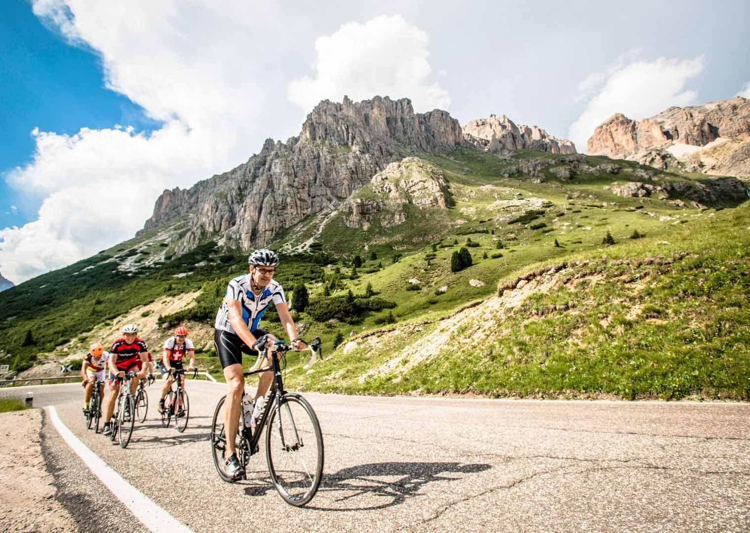 Viaje organizado de cicloturismo en Europa