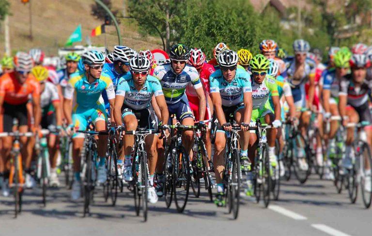 Vuelta ciclista a España etapas