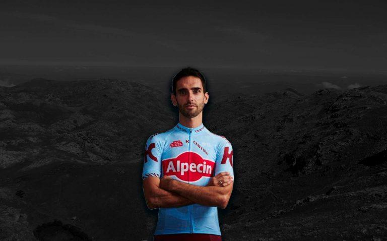Dani Navarro, ciclista del Israel Katusha Alpecin
